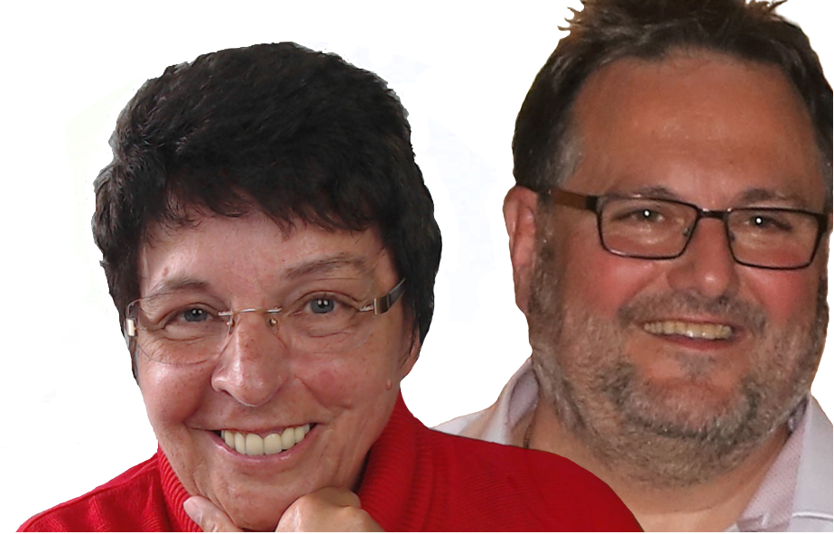 Christel und Wolfgang Kemmler