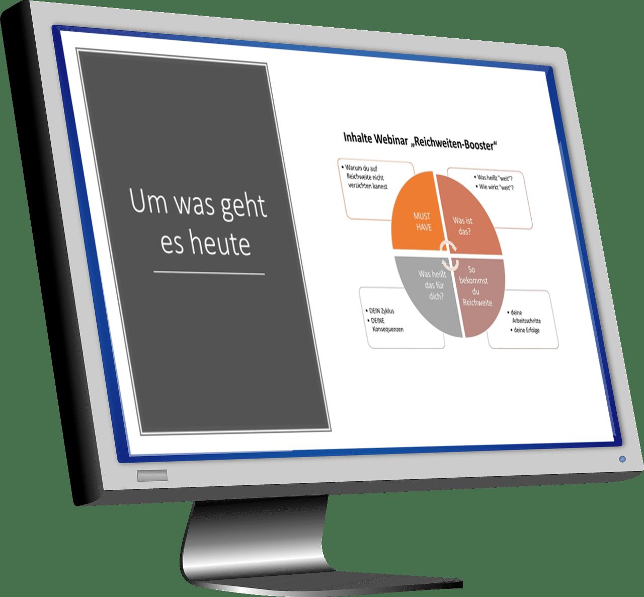 Webinar Reichweiten-Booster